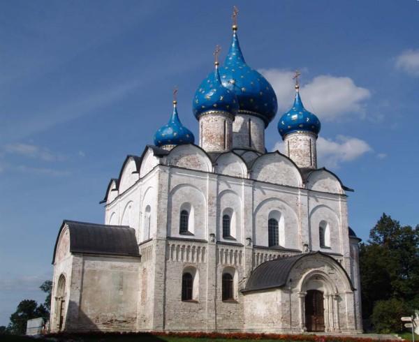 Кремль и памятники Суздаля