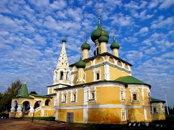 В 2012 году в области на реставрацию памятников культуры будет потрачено 207 миллионов рублей.