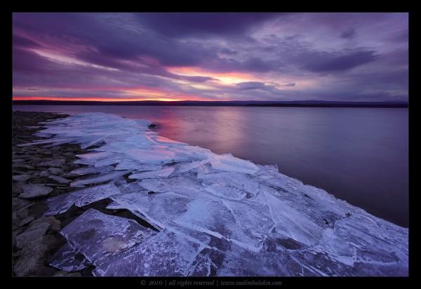 Сто чудес России :: Озеро Зюраткуль